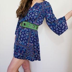 Arizona Jean Company Boho Dress Size M